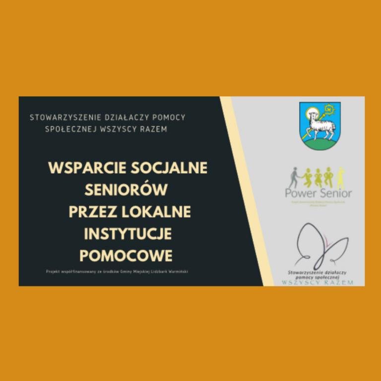 Spotkanie Seniorów w sprawach socjalnych i zdrowotnych.